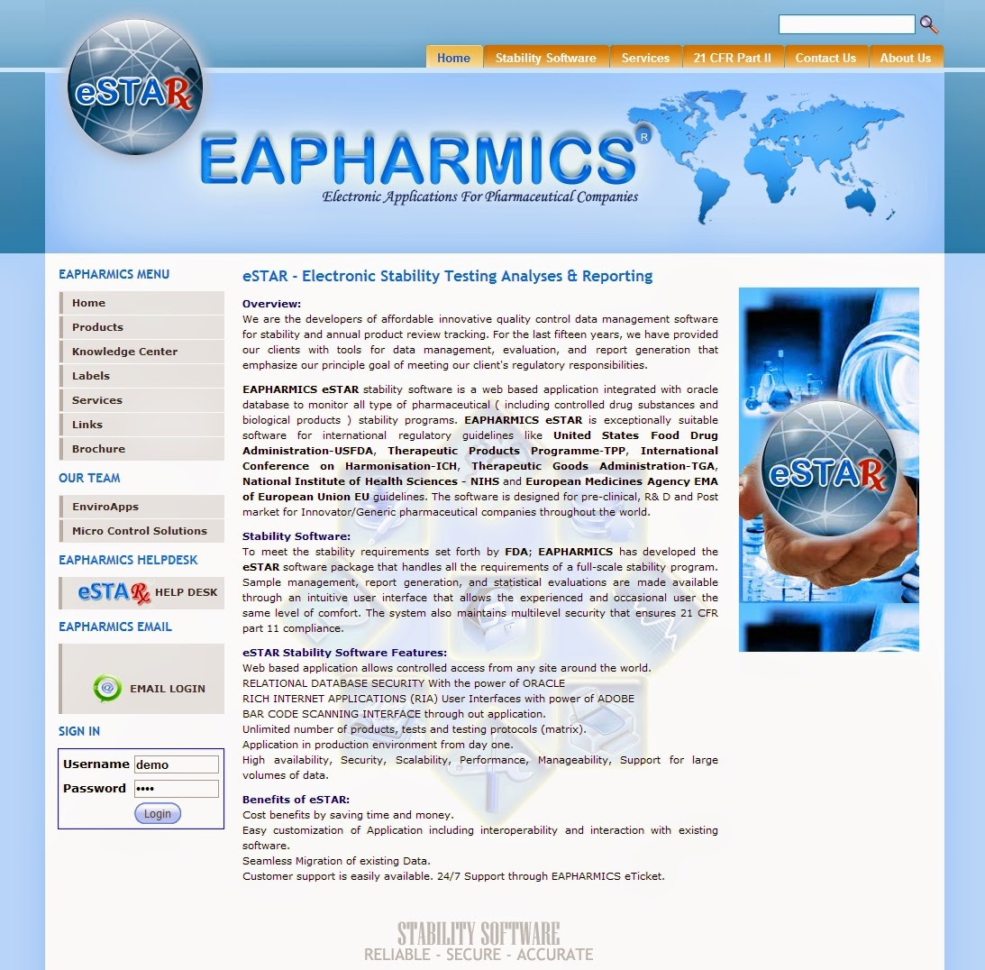 EAPHARMICS