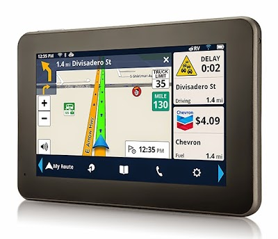 Magellan GPS takes Android for an RV adventure