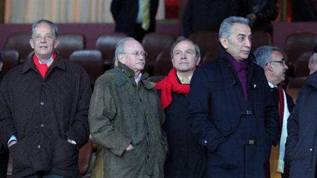 Galatasaray'da Polat-Süren ittifakı!