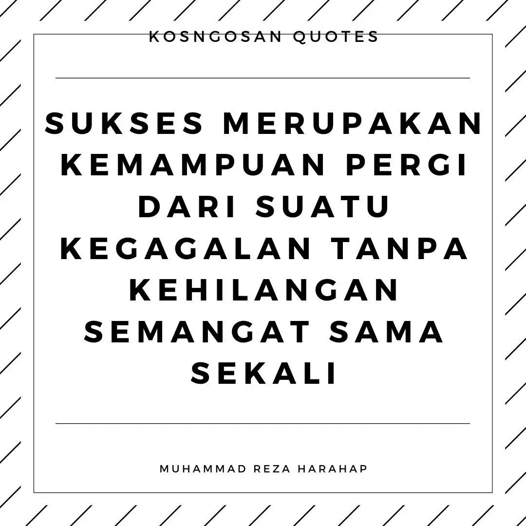 quotes bangkit kegagalan