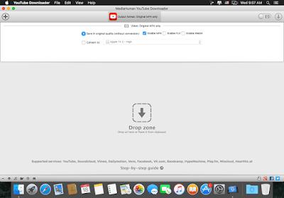 MediaHuman YouTube Downloader 3.9 for Mac Torrent Crack
