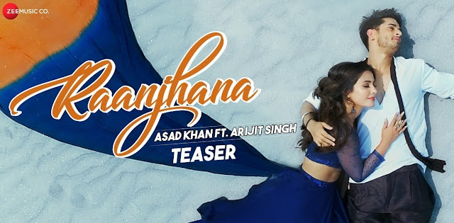 Image result for Song - Raanjhana Singer - Arijit Singh Music - Asad Khan Lyrics - Raqueeb Alam