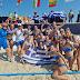 Πρόκριση στις 12 καλύτερες ομάδες της Ευρώπης για τα κορίτσια που συνεχίζουν να μαγεύουν στην άμμο...