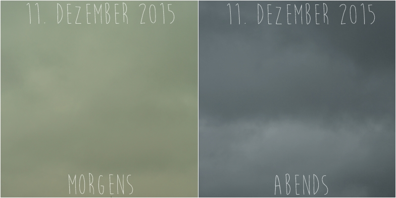 Blog + Fotografie by it's me! - Himmel am 11.12.2015