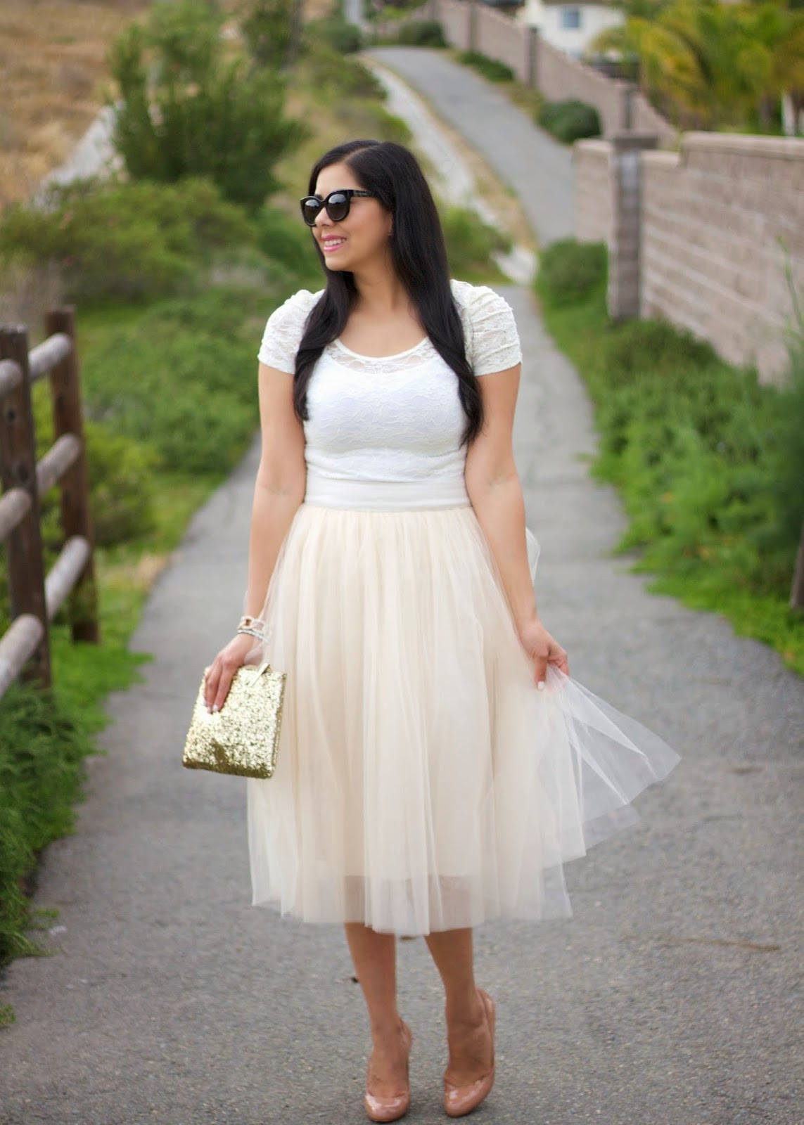 how to wear a tutu, how to wear a midi tutu, best tutus at Shabby Apple, ivory tutu, mint tutu for women