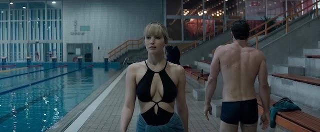 Jennifer Lawrence será uma espiã russa em Operação Red Sparrow