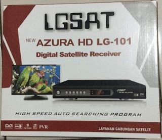 Update Software Lgsat New Azura HD