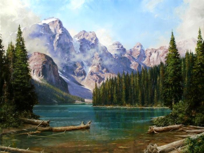 Животные и пейзажи дикого мира. Mark Kelso