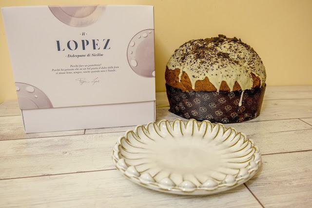 piatto artigianale in ceramica Lopez