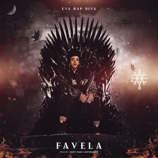 Favela - Eva Rapdiva (Rap)