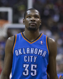 NBA-Player-Kevin-Durant