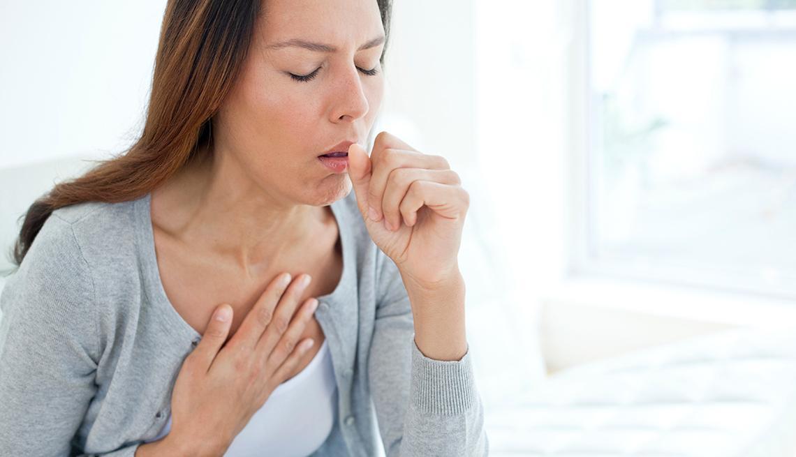 Bronquite Aguda - Tosse Persistente