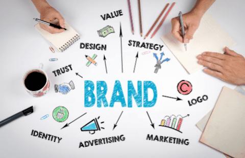 Cara Tepat Membangun  Brand dengan Desain Logo dan Kemasan