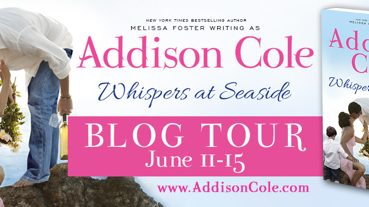 Whispers at Seaside by Addison Cole Review
