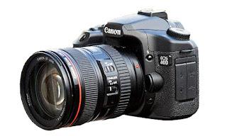 Harga dan Spesifikasi Kamera Canon EOS 40D