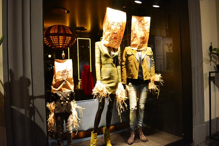 Napoli Window Shopping