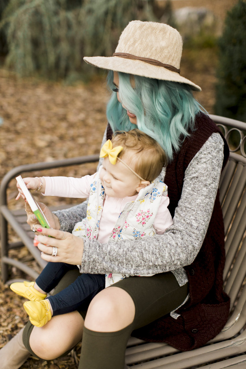 Reading with Baby, Blogger, Bookroo