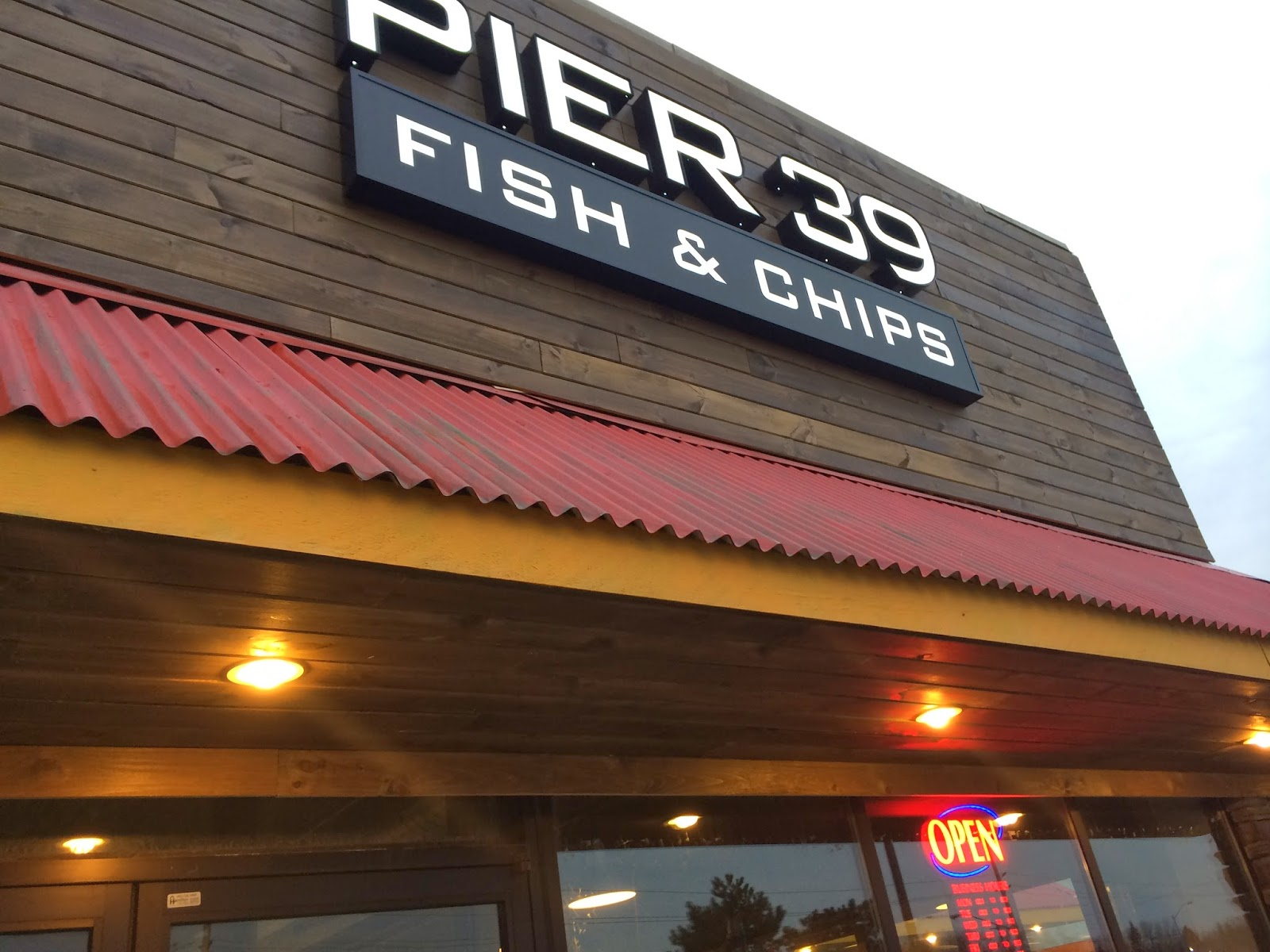 Pier 39 Fish And Chips
