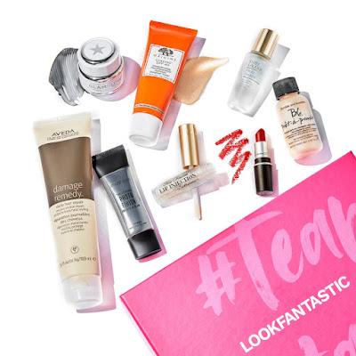 LOOKFANTASTIC Celebration of Beauty Box 2020
