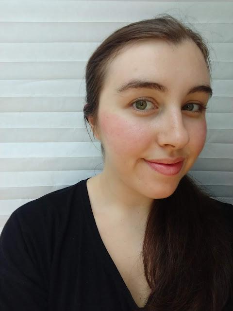 zero waste lip and cheek stain