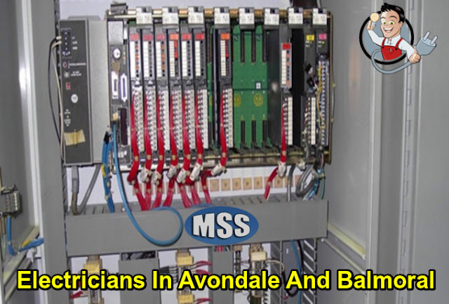 Electricians In Avondale And Balmoral