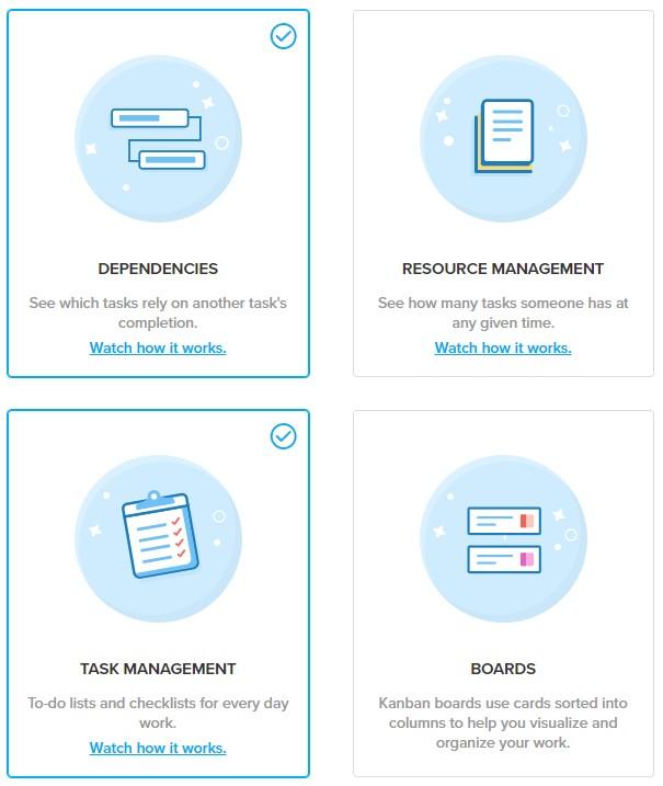 TeamGantt - simple Gantt Chart online