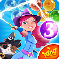 Bubble Witch 3 Saga (MOD, Lives/Upgrades/Stardust)