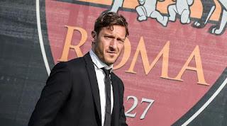 Totti : Roma Bukan Tim yang Mudah Dikalahkan