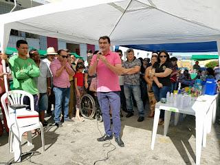 Prefeitura de Picuí realiza a 1ª SEMMEA na feira