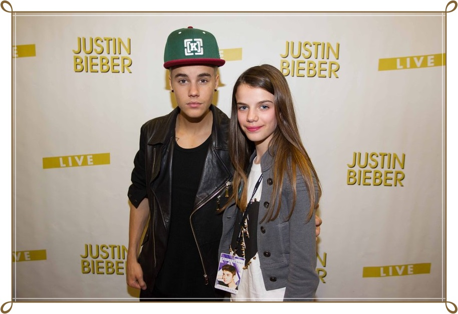 meet and greet justin bieber sportpaleis