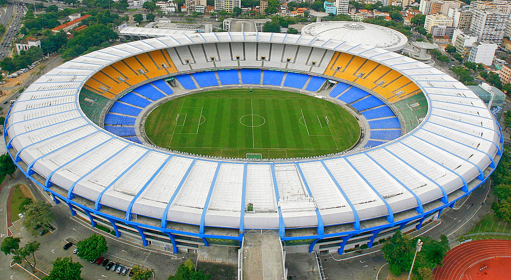 Estadio Fútbol Maracaná