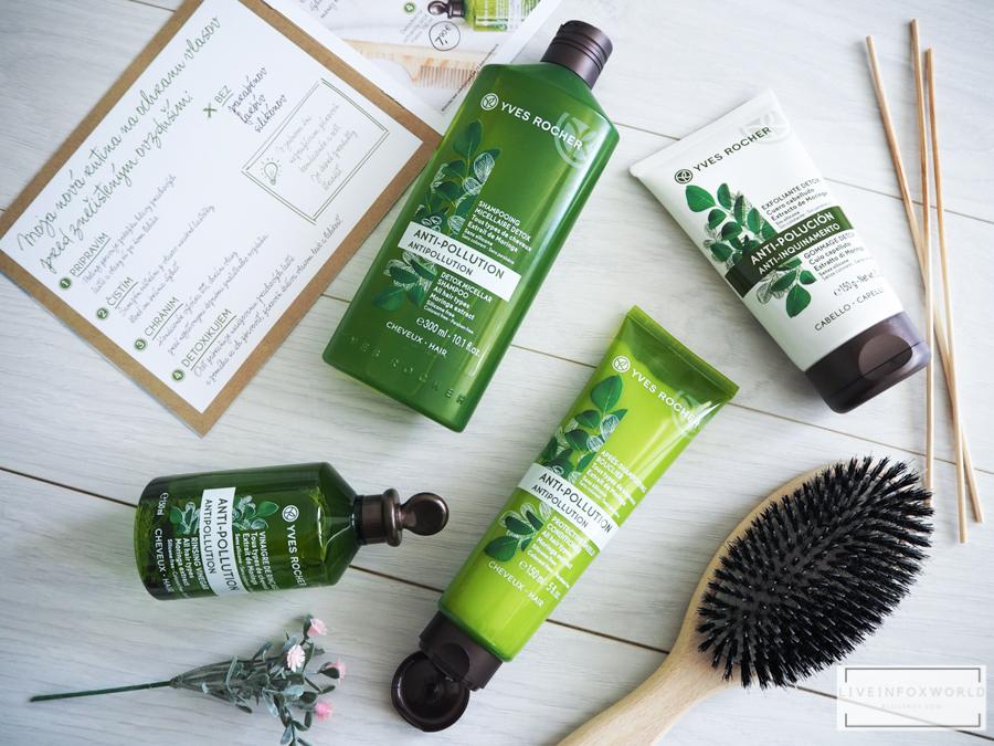 ochrana vlasov a vlasový detox
