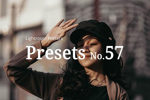 10 Preset Lightroom Cinematic màu phim(Desktop)