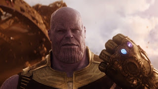 Infinity War Thanos' Snap gets an official title