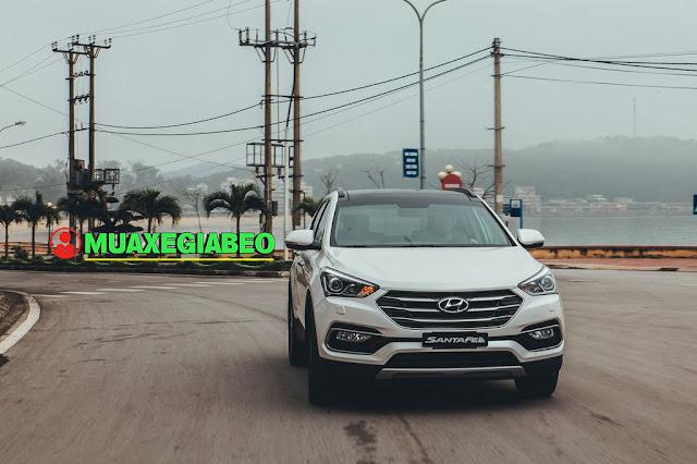 Giới thiệu Hyundai SantaFe 2.4L máy xăng phiên bản đặc biệt AWD ảnh 15