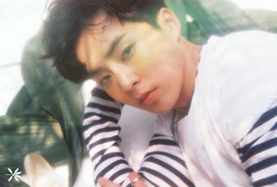 dan ia juga dikenal sebagai anggota dari boy grup dari SM Entertainment Profil Kim Min Seok (Xiumin)