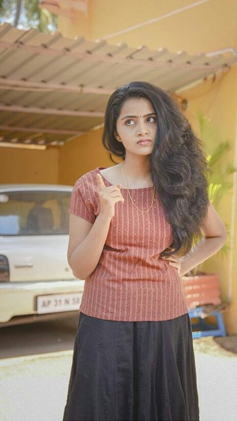 Actress AnupamaParameshwaran Latest HD Images