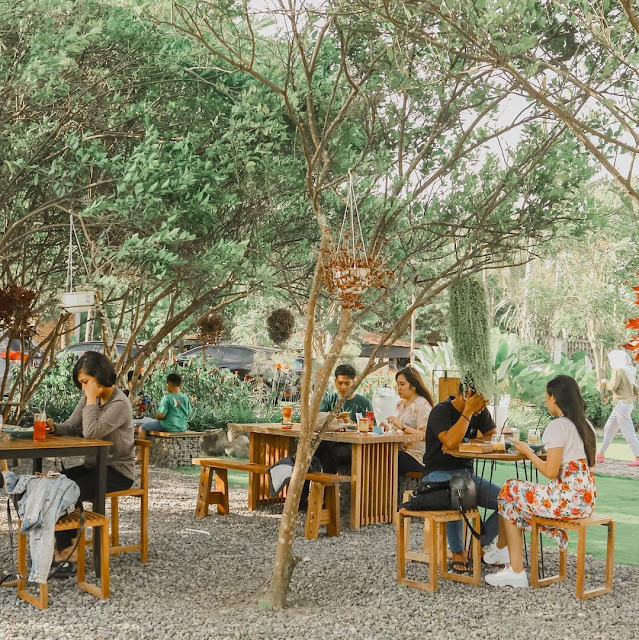 Pengilon Cafe Palagan Sleman