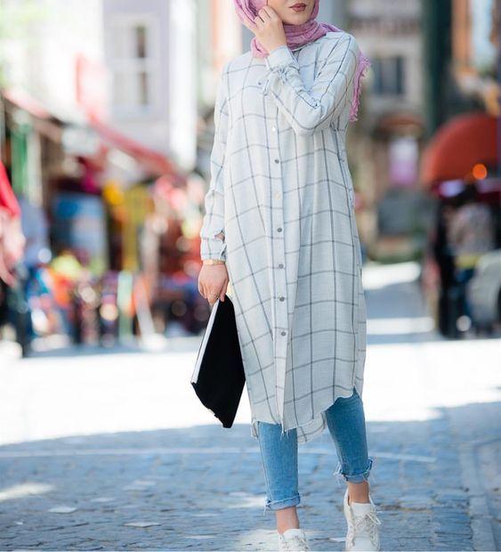 trend hijab Remaja casual muslimah terbaru