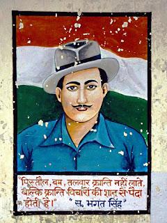 Bhagat Singh Potrait