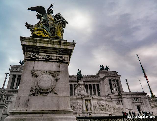 Altar da Pátria, Roma, Itália