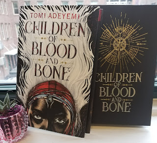 Children of Blood and Bone, Tomi Adeyemi. InToriLex