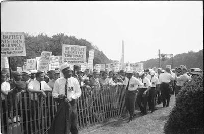Derechos Civiles de marzo de 1963