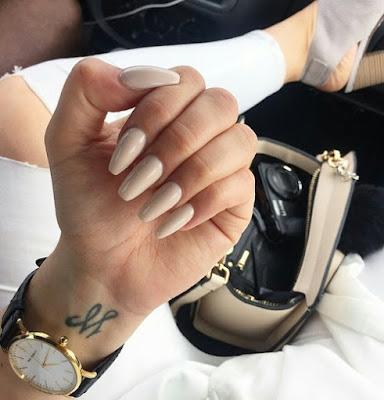 Nude uñas de temporada