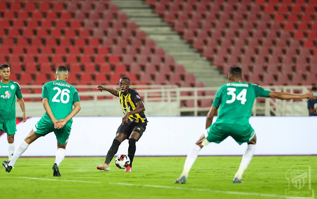 ملخص واهداف وركلات ترجيح مباراة الرجاء الرياضي والإتحاد في نهائي البطولة العربية