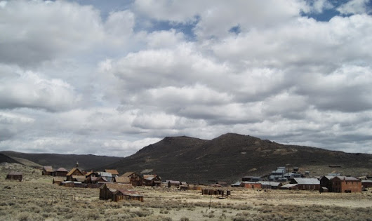 Ghosts in Bodie, CA and the Second Deepest Lake in the USA