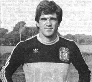 Mundial de España en 1982.
