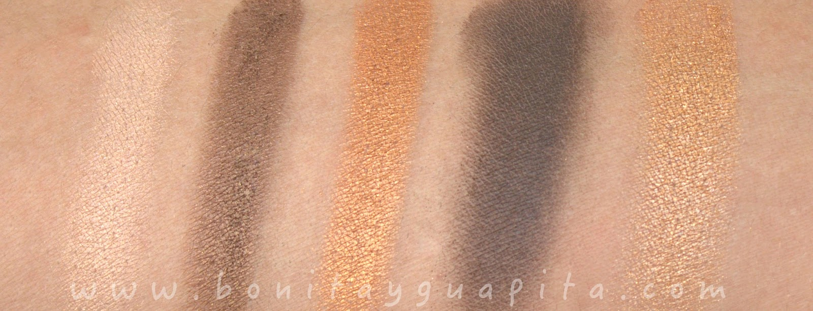 smokey eye palette deborah milano 01 nude