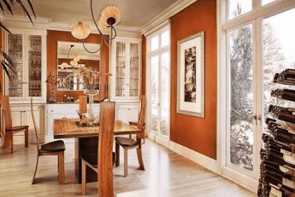 Top 11 Trend Color For Dining Room Design 2019