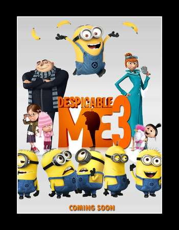 Despicable Me 3 2017 Hindi Dual Audio HDTS Full Movie Download
